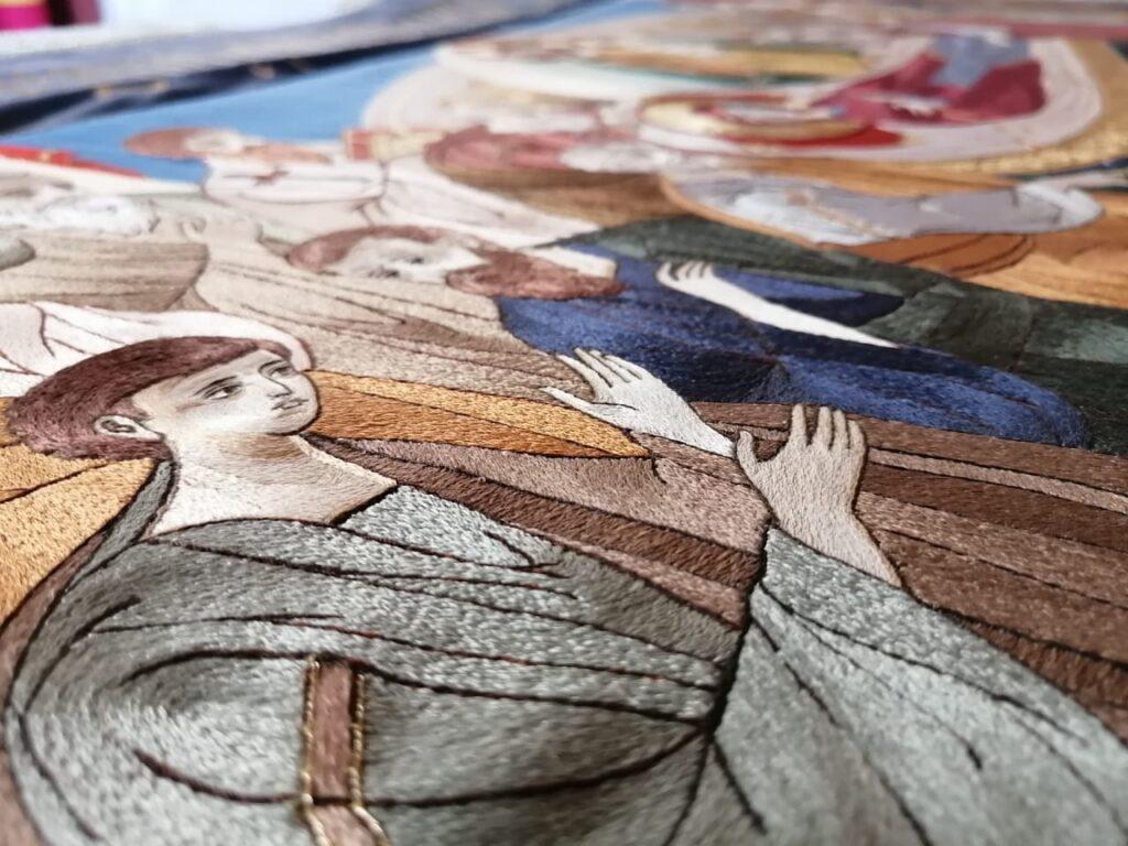 золотошвейное шитье