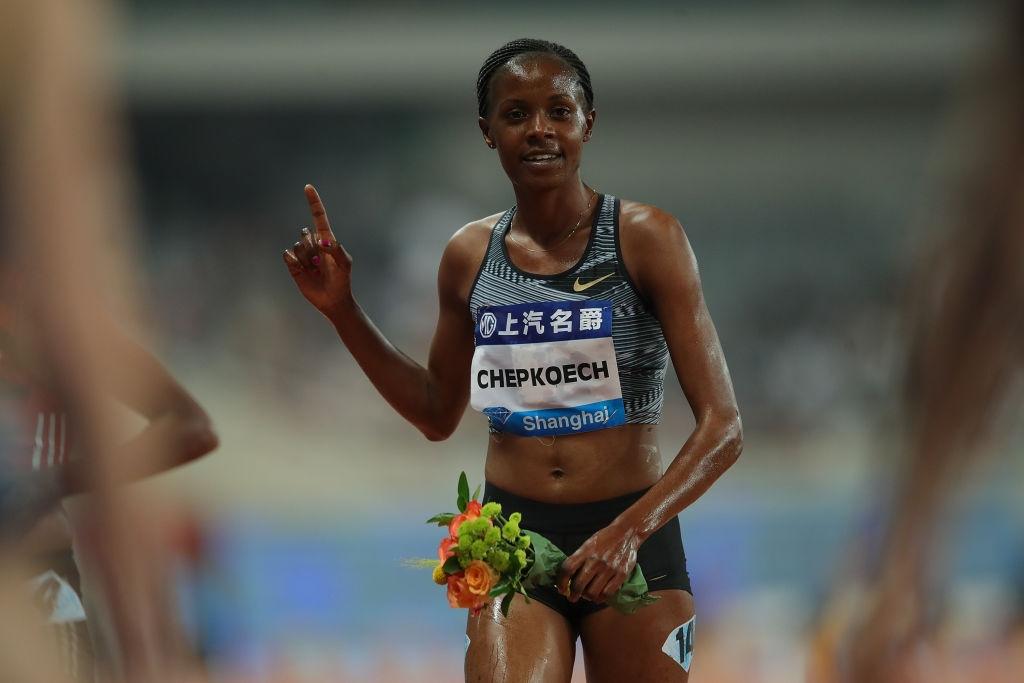 мировой рекорд в беге на 5000 метров