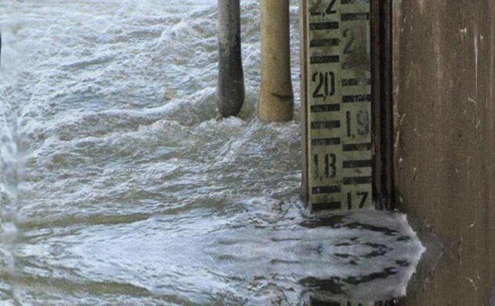 уровень воды в Дону