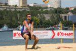 Пляжный волейбол в Ростове-на-Дону